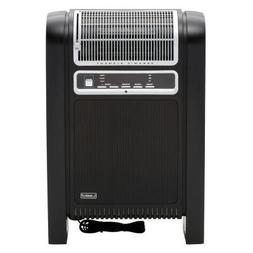 1,500 Watt Electric Portable Cyclonic Ceramic Heater with Re