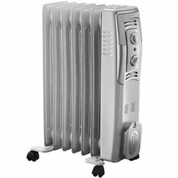 Bionaire 1.5kw Portable Oil Filled Radiator Electric Home Of