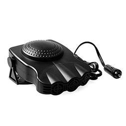 Zorvo 2 in 1 12V Car Portable Ceramic Heating Cooling Heater