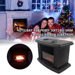 1000W Electric <font><b>Fireplace</b></font> <font><b>Heater