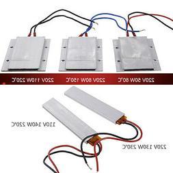 110V/220V Constant Temperature PTC Heating Element Thermosta
