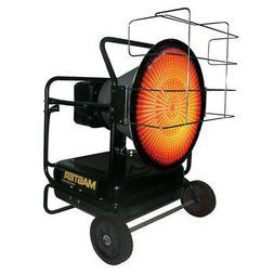 Master 125,000 BTU Radiant Utility Kerosene Space Heater