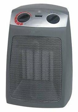 1500/1000/650W Electric Space Heater, Fan Forced, 120V