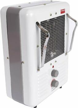 Dayton 1500/1300W Electric Space Heater, Fan Forced, 120V 3V