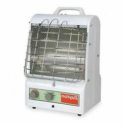 DAYTON 3VU31 1500W/900W/600W Electric Space Heater