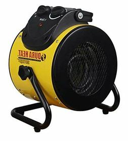 Duraheat 1500 Watt Electric Forced Air Heater With Pivoting