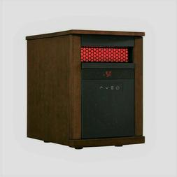 1500-Watt Infrared Quartz Portable Cabinet Electric Space He