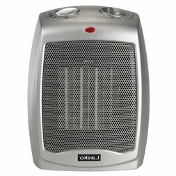 Lasko 1500W Ceramic Space Heater with Adjustable Thermostat,