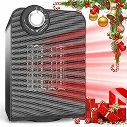 1500W Electric Portable Silent Infrared Quiet Space Heater w