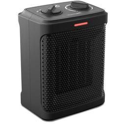 Pro Breeze 1500W Mini Ceramic Space Heater - 3 Modes and Adj
