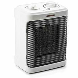 1500W Mini Ceramic Space Heater with 3 Operating Modes and A