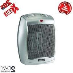 1500W Portable Ceramic Space Heater Mini Electric Adjustable