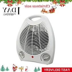 1500W Portable Electric Space Heater Fan Forced Adjustable T