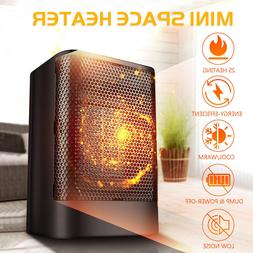 1500W PTC Ceramic Protable Electric Space Heater Fan Heating