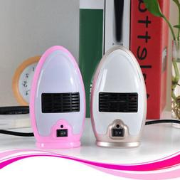 1pcs Mini Heater Personal Office Space Heating Warm Air Comp