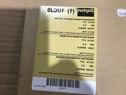 Dayton 1UCJ9 3.2 KW Electric Infrared Quartz Patio Space Hea