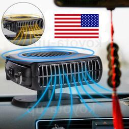 2 Modes Car Truck Heating Cooling Heater Fan Defroster Demis