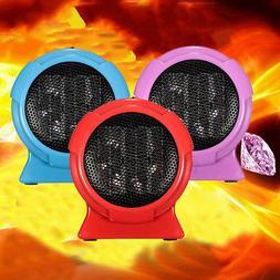 200W Electric Mini Fan Space Heater Winter Air Heating Warme