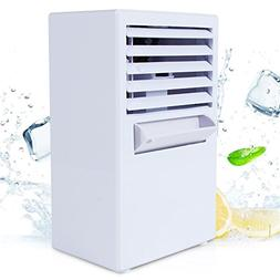 2018 New Portable Air Conditioner Fan Mini Evaporative Air C