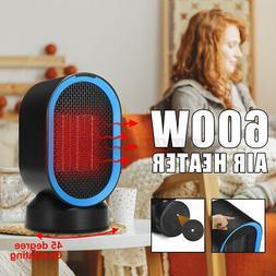 220V 600W Oscillation Electric Space Heater Oscillating Fan