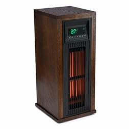 23'' High 1500 Watt Electric Large Room Infrared Tower Space
