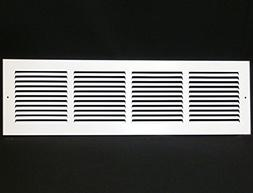 "24""w X 6""h Steel Return Air Grilles - Sidewall and Cieling -"