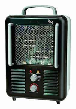 Comfort Zone 29632544 Metal 5120 BTU Deluxe Milkhouse Utilit