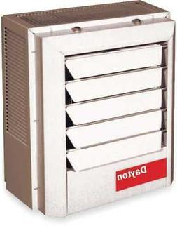 3.7/5kW Electric Unit Heater, 1 or 3-Phase, 208/240V DAYTON