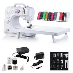 Mini Sewing Machine-12 Stitches Household Multifunction & Sp