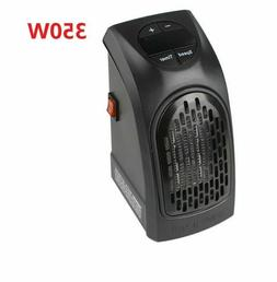 350w space heater electric home office thermostat