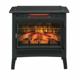 3D Flame Effect Infrared Quartz Electric Stove