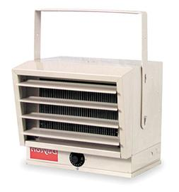 DAYTON 3UG73 Electric Utility Heater,5/4.1/3.3/2.5 kW