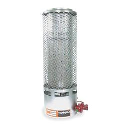 DAYTON 3VE45 HEATER , RADIANT , NATURAL GAS , 250 MBTUH , PO