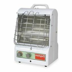 DAYTON 3VU31 1500W/900W/600W Electric Space Heater
