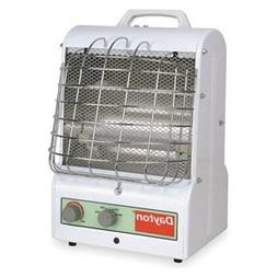 Dayton 3VU31 Heater, Space, 120v
