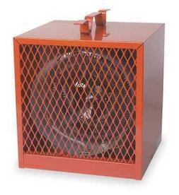 Dayton 4800/3600W Electric Space Heater, Fan Forced, 208/240