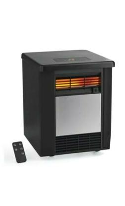 Mainstays 4 Element Infrared Quartz Space 1500W Heater