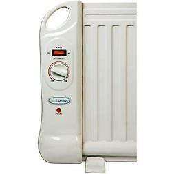 40 sq. ft. Portable Low-Watt Space Heater