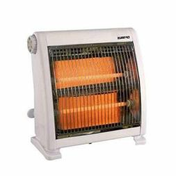 Infrared Quartz White Space Heater Energy Efficient Quiet 40