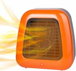 400W Energy Efficient Small Electric Space Heater Portable C
