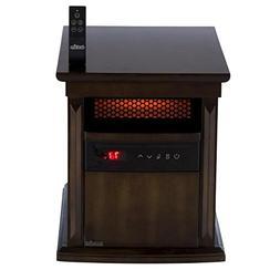 Duraflame 5,200-BTU Infrared Quartz Cabinet Electric Space H