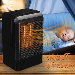500W Mini Electric Heater Ceramic Home Office Space Heating