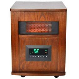 LifeSmart 6 Element Quartz w/Wood Cabinet and Remote Large R