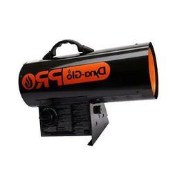 Dyna-Glo Pro 60,000 BTU Forced Air Propane Portable Heater R