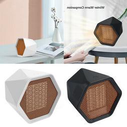 600w electric heater desktop space heating fan