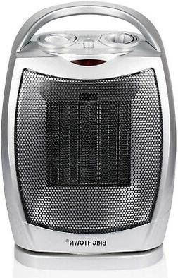 Brightown 750W/1500W Electric Portable Quiet Space Heater Ad