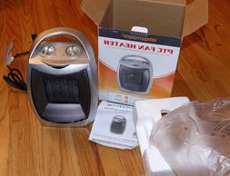 Brightown 750W/1500W ETL Listed Quiet Ceramic Space ADJUSTAB