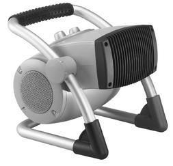 Air King 8900 Ceramic Heater with Pivoting Head and Adjustab