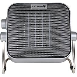 Avalon Premium Ceramic Heater with Two Heat Settings, Fully