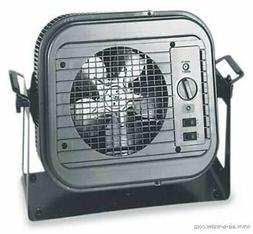 Dayton 4E169 5000 Watt Electric Garage Heater With Thermosta